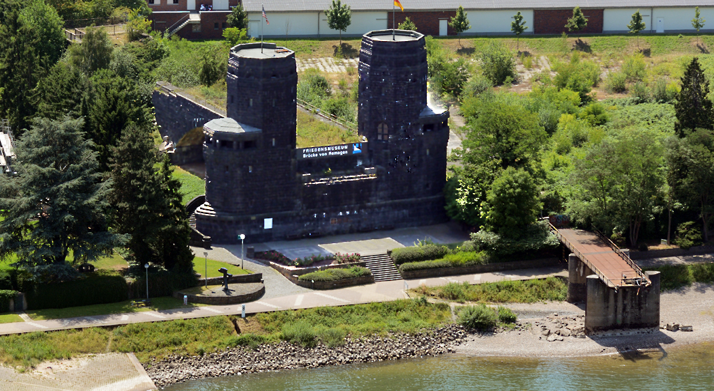 Peace Museum 'Bridge of Remagen'